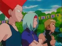 EP175 Tsuyoshi, Tetsuya e Hisashi