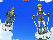 EE08 Pokémon Nappers