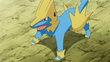 EP812 Manectric
