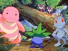 PK02 Pokémon del bosque 2