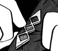 Medalla Trío (Manga) de Black