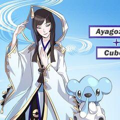 Ayagozen y su Cubchoo