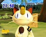 Meowth (Pokémon Channel)