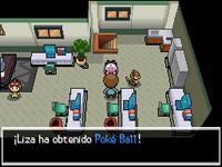 Pueblo Terracota Poké Ball