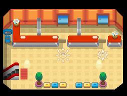 P2 Centro Pokémon DP