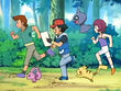 EP436 Entrenadores y sus pokémon