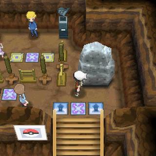 Gimnasio en el interior de una superbase secreta.