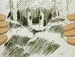 EP105 Orejas de Elekid en dibujo