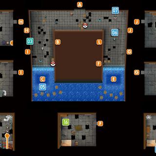 Zona interior de Malvamar.