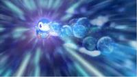 EP751 Piplup usando Rayo burbuja
