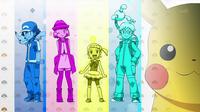 EP873 Episodio centrado en Pikachu