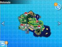 Ruta 1 (Alola) mapa