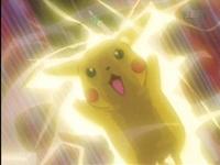 EP015 Pikachu usando impactrueno