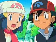 EP504 Ash vs Dawn
