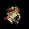 Pidgeot espalda G6