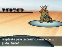 Batalla contra Yakón N2B2