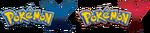 Logo Pokémon X y Pokémon Y