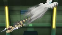 EP741 Beartic usando golpe aéreo
