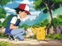 EP001 Ash y Pikachu
