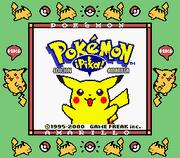 Pokémon Amarillo (Torre GB)