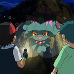 Ash y Angie asustados con <a href=