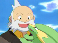 EP316 Wattson con su nuevo Pokémon Electrike