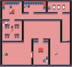 Mansión Pokémon-Sotano