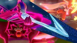 Emoción Gigamax en Pokémon Espada y Pokémon Escudo pase de expansión