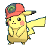 Pikachu Hoenn SL