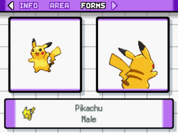 PokedexForms