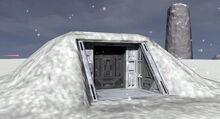 Puerta a la Academia Jedi Telosiana
