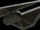 Caza experimental de superioridad aérea TIE/sk x1