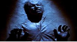Han Solo en carbonita