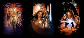 SW prequel poster
