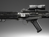 Rifle bláster E-11