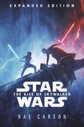 Rise of Skywalker Expanded Cover