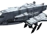 Crucero clase Gozanti