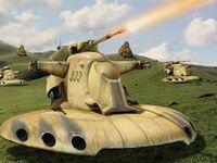 AAT, Tanque de Batalla