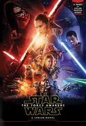 The Force Awakens junior novel cover