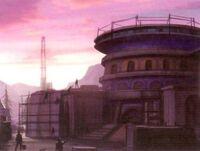 Jedi Temple construction JMGD