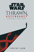 Thrawn Ascendancy Chaos Rising Cover