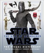 The Rise of Skywalker Visual Dictionary Cover