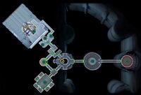 Mapa de la Academia Jedi Telosiana