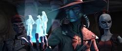 Cad Bane in control
