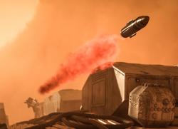 Rocket Launch SWB