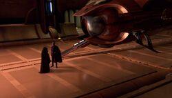 Sith los talleres dooku sidious