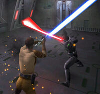 Katarn vs. Shadowtrooper