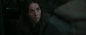 Rescue of Jyn Erso-Rogue One