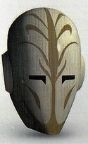 Jedi temple guard helmet
