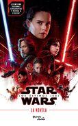 Los Últimos Jedi La Novela